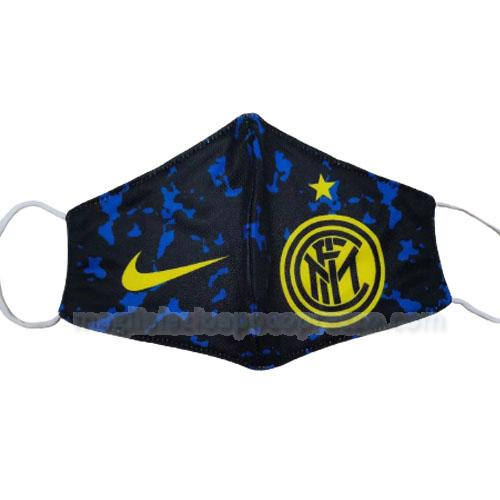face masks inter milan nero 2020-21