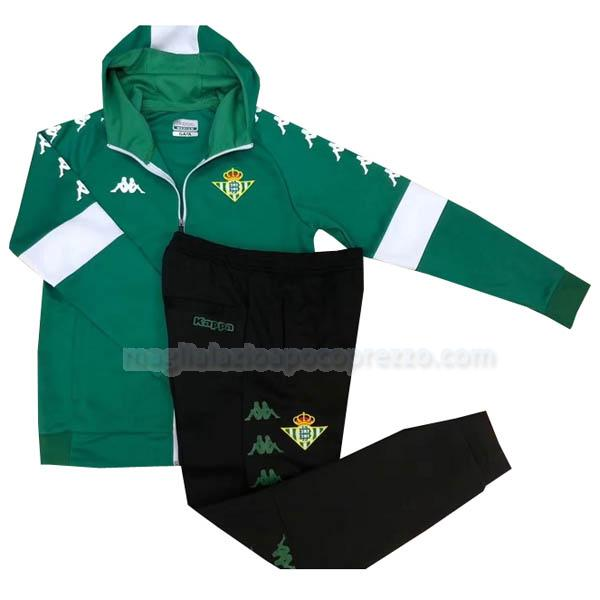 giacca real betis verde 2019-2020